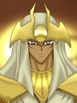 Priest Mahado wig from Yu-Gi-Oh