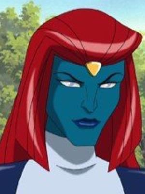 Mystique wig from X-Men