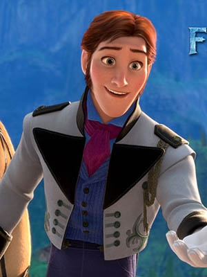 Hans wig from Frozen