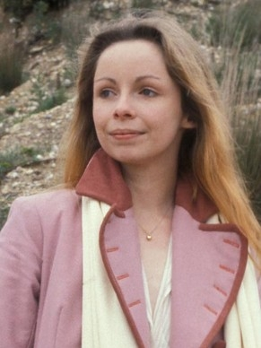 Lalla Ward wig from Doctor Who