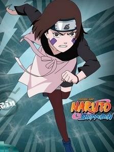 Rin Nohara wig from Naruto