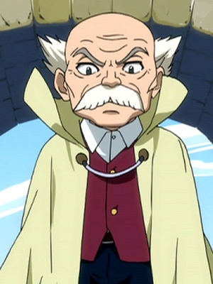 Makarov Dreyar wig from Fairy Tail
