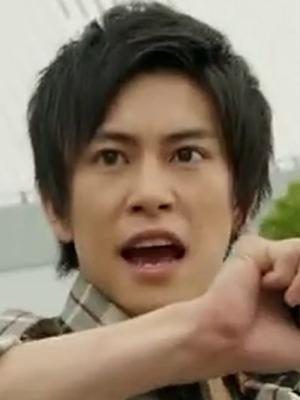 Kouta Kazuraba wig from Kamen Rider Gaim