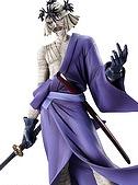 Shishio Makoto wig from Rurouni Kenshin
