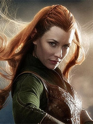 Tauriel wig from The Hobbit