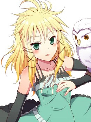 Tina Sprout wig from Black Bullet