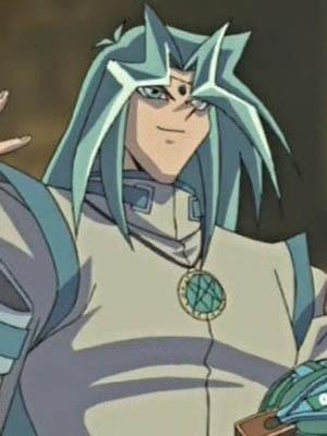 Dartz wig from Yu-Gi-Oh!