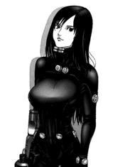 Reika Shimohira wig from Gantz