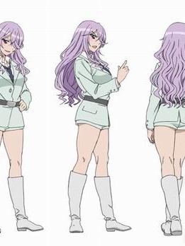 Miou Otori wig from Sabagebu!
