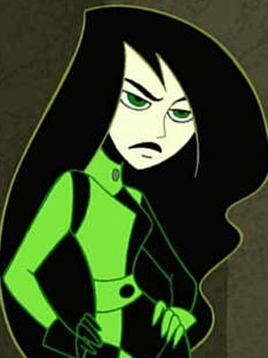 Shego wig from Kim possible