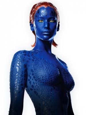 Mystique wig from X-Men First Class