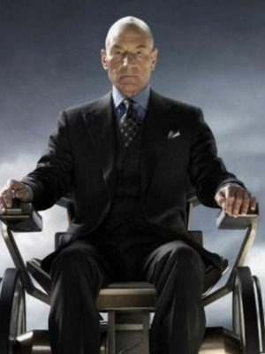 Professor X wig from X-Men: Days of Future Past