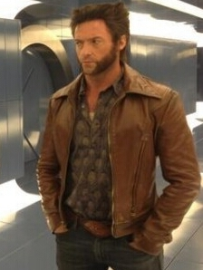 Wolverine wig from X-Men: Days of Future Past