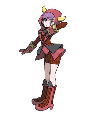Courtney wig from Pokemon