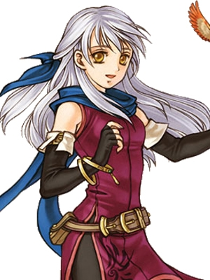 Micaiah wig from Fire Emblem: Radiant Dawn