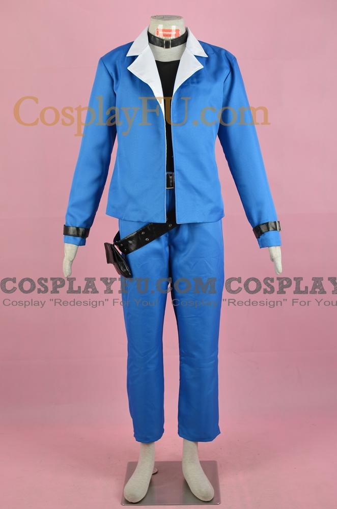 Yugi Cosplay Costume (Uniform) from Yu Gi Oh