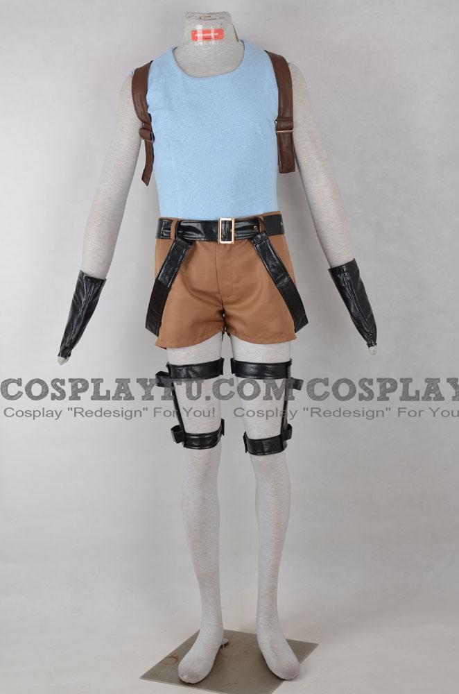 Lara Cosplay Costume from Tomb Raider