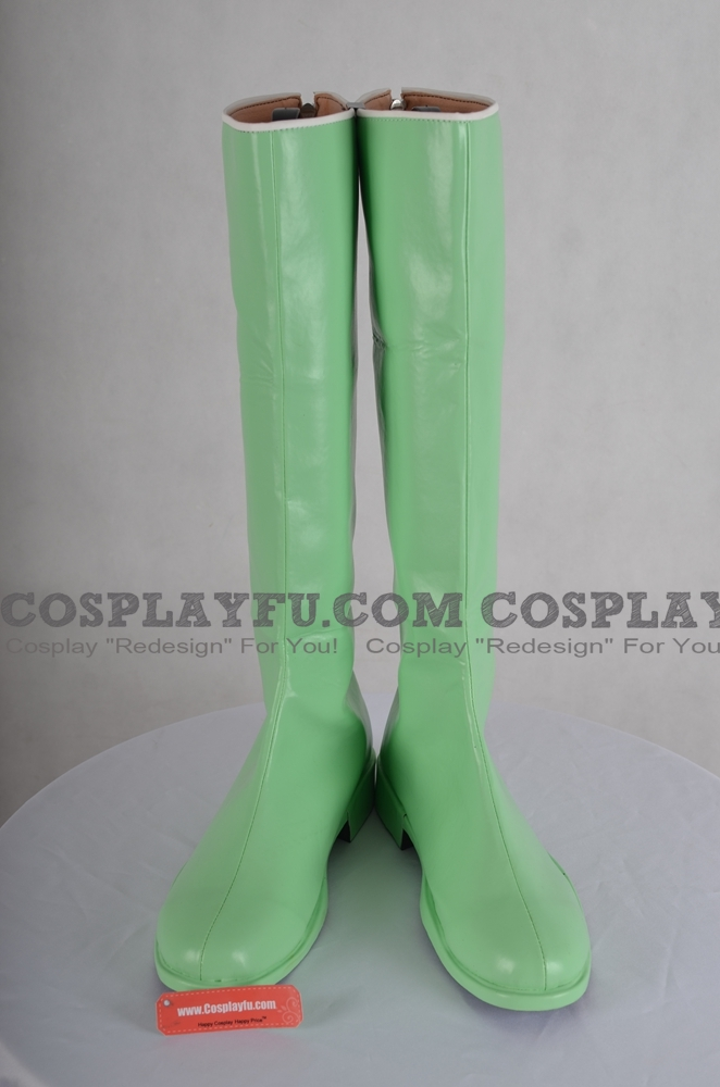 Mint Shoes from Tokyo Mew Mew