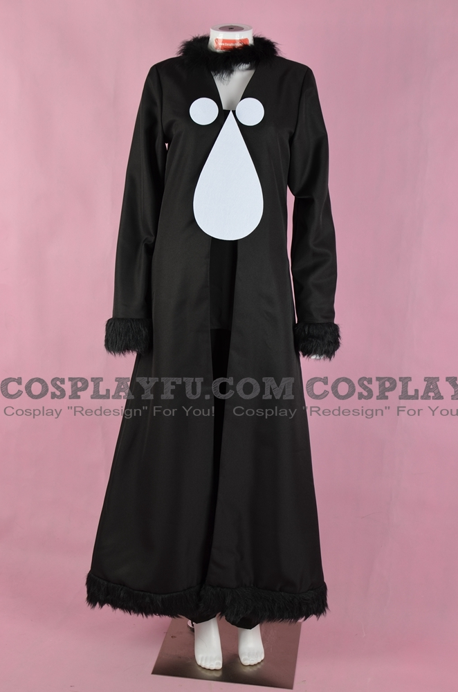 Cynthia Cosplay Costume from Pokemon