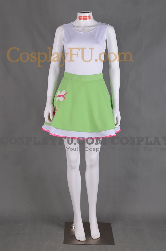Fluttershy Cosplay Costume from My Little Pony Friendship is Magic