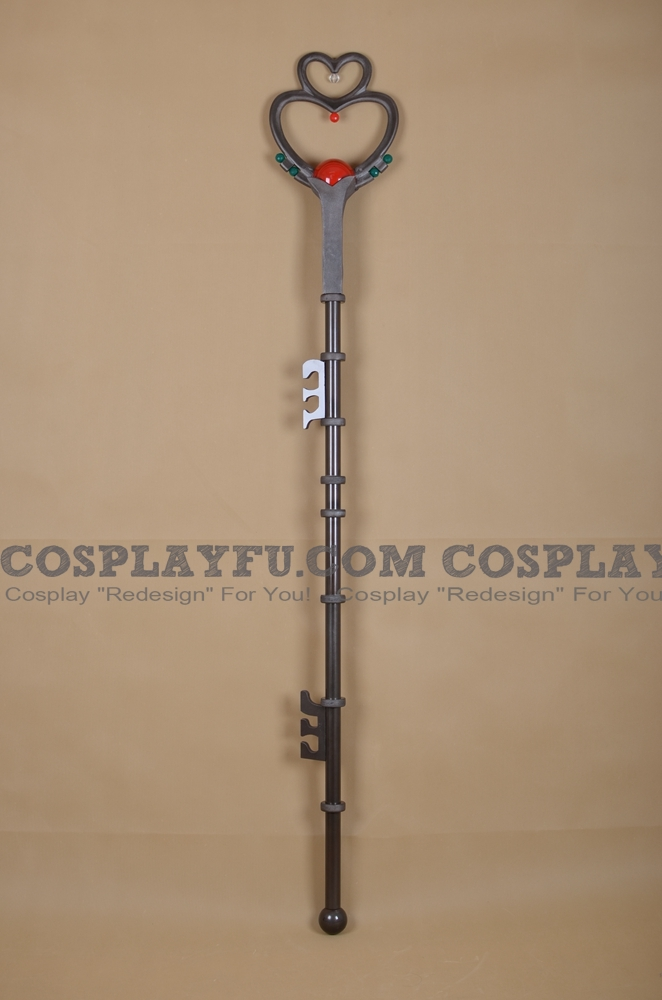 Sailor Pluto Time Stick from Sailor Moon