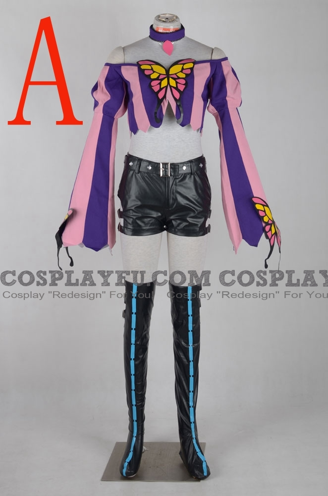 Merli Cosplay Costume from Vocaloid 3