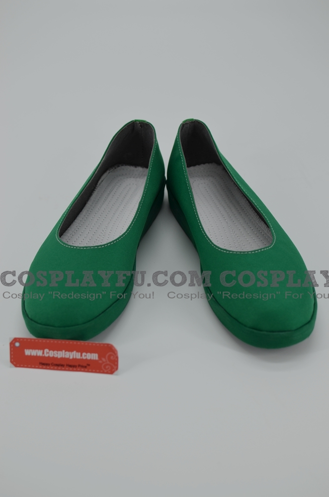 Syaoran Shoes (Q705) from Cardcaptor Sakura