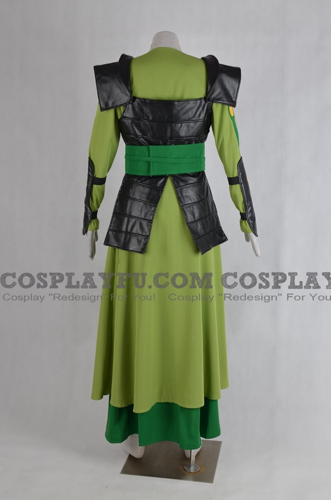 Details about  /Avatar The Last Airbender Suki Cosplay Costume ////