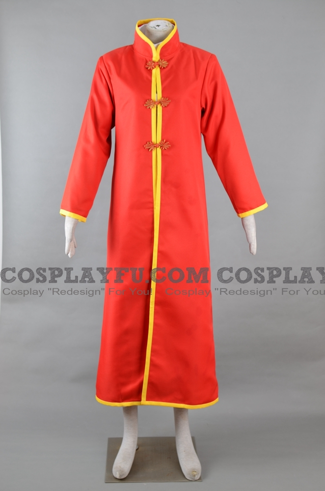 Ayame Cosplay Costume from Fruits Basket