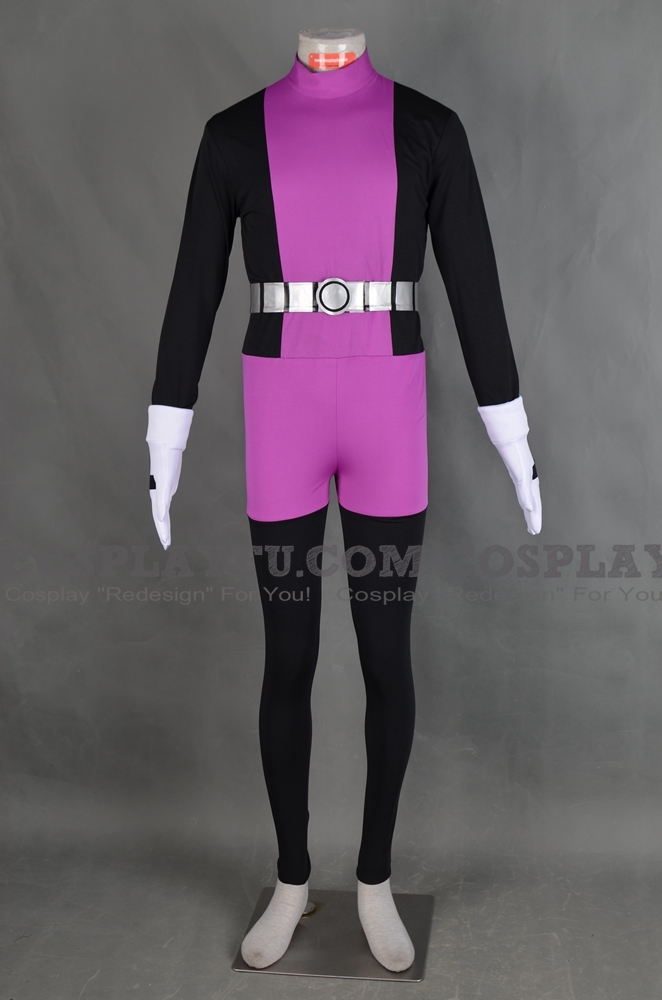 Custom Beast Boy Cosplay Costume From Teen Titans -3330