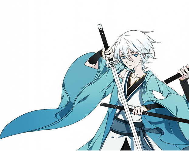 Yan He Cosplay Costume (The Age of Sword and Blade) from Vocaloid