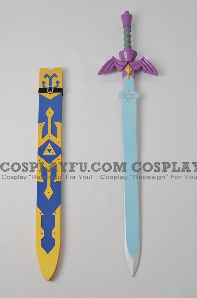 Link Sword from The Legend of Zelda