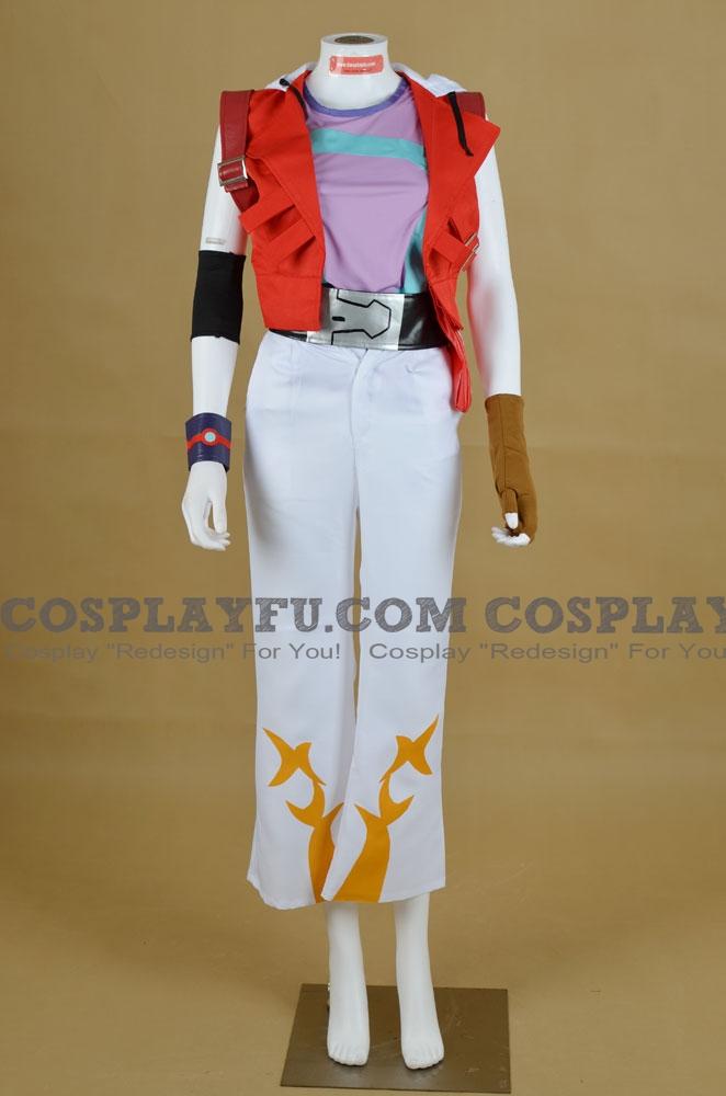 Yu-Gi-Oh! Zexal Yuma Tsukumo Costume