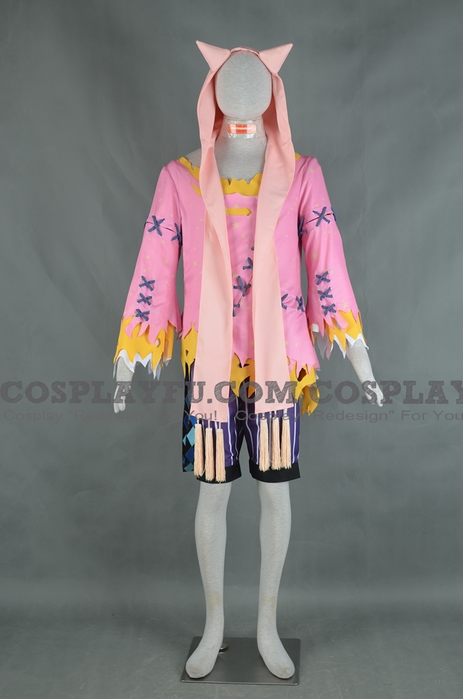 YUU Cosplay Costume from Vocaloid 3