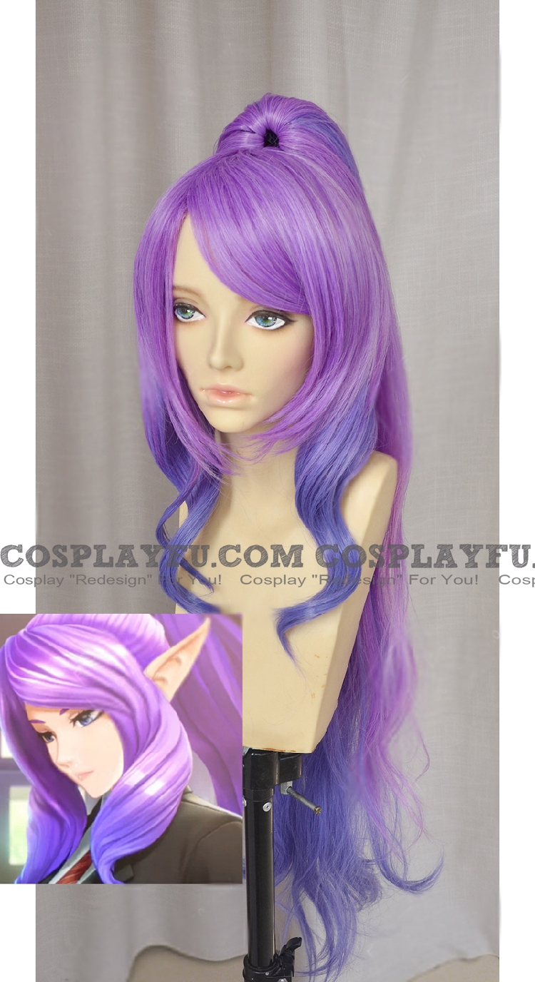 Star Guardian Janna Wig from League of Legends