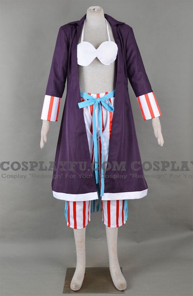 Alvida Cosplay Costume from One Piece