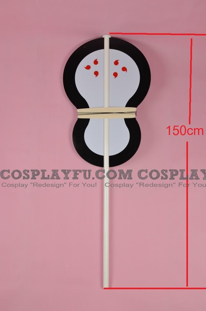 Madara Fan Weapon from Naruto