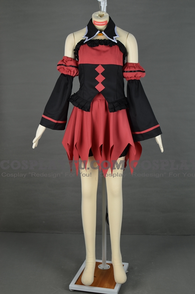 Nana Cosplay Costume from To Love Ru