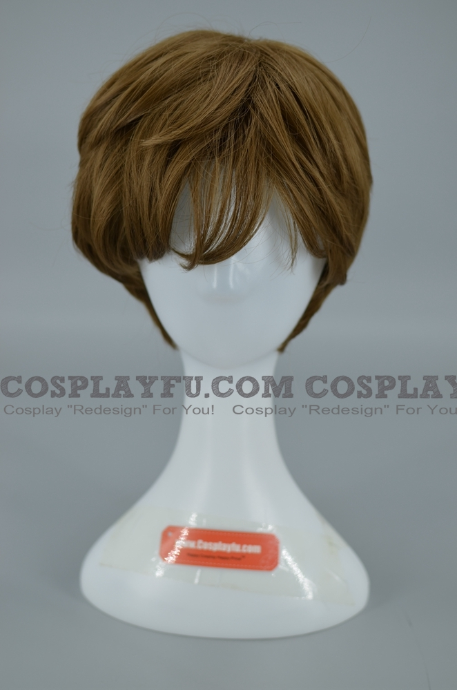 Jiggy Pepper wig from Tegami Bachi