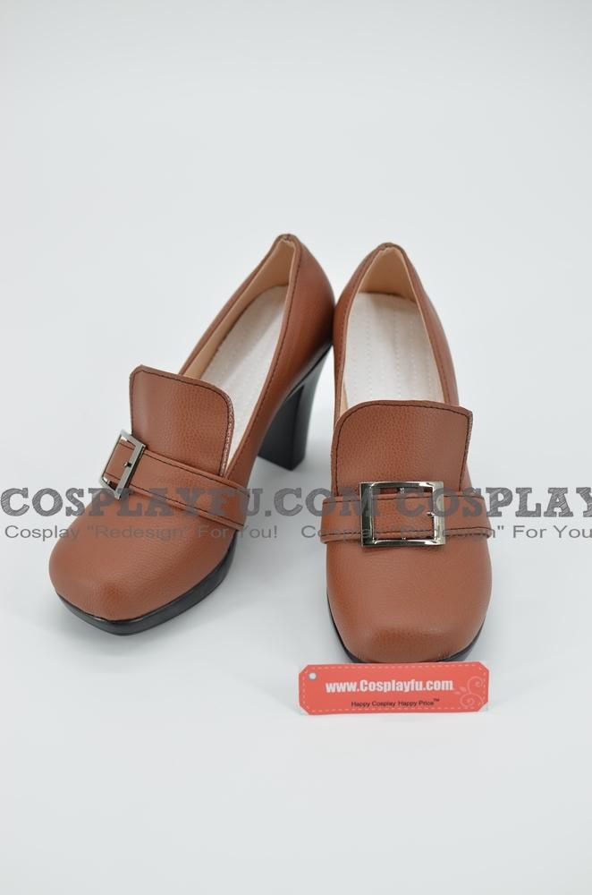 Ciel Shoes from Kuroshitsuji