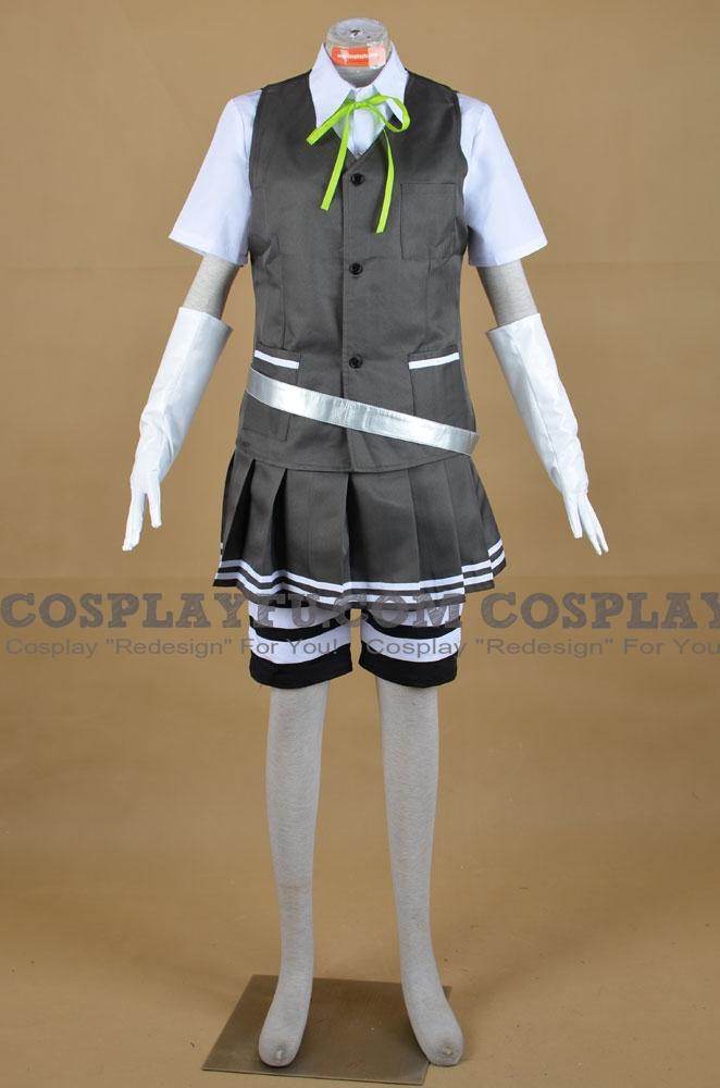 Kagerou Cosplay Costume from Kantai Collection