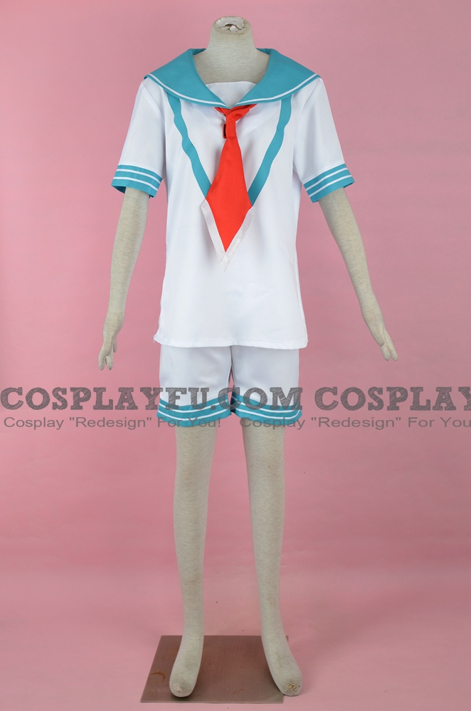 Kuma Cosplay Costume from Kantai Collection