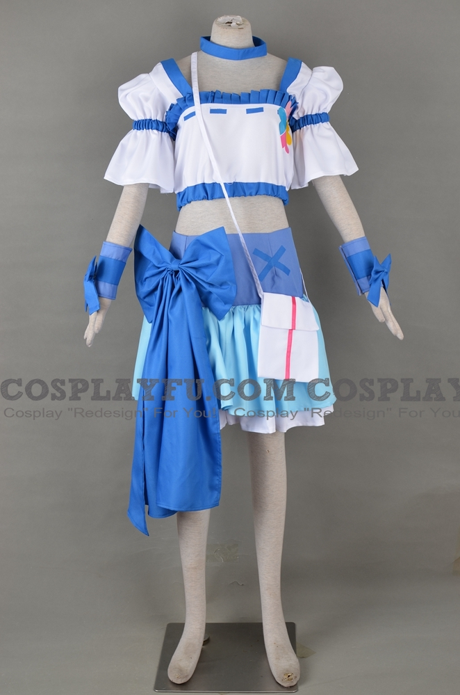 Cure Berry Cosplay Costume from Fresh Pretty Cure