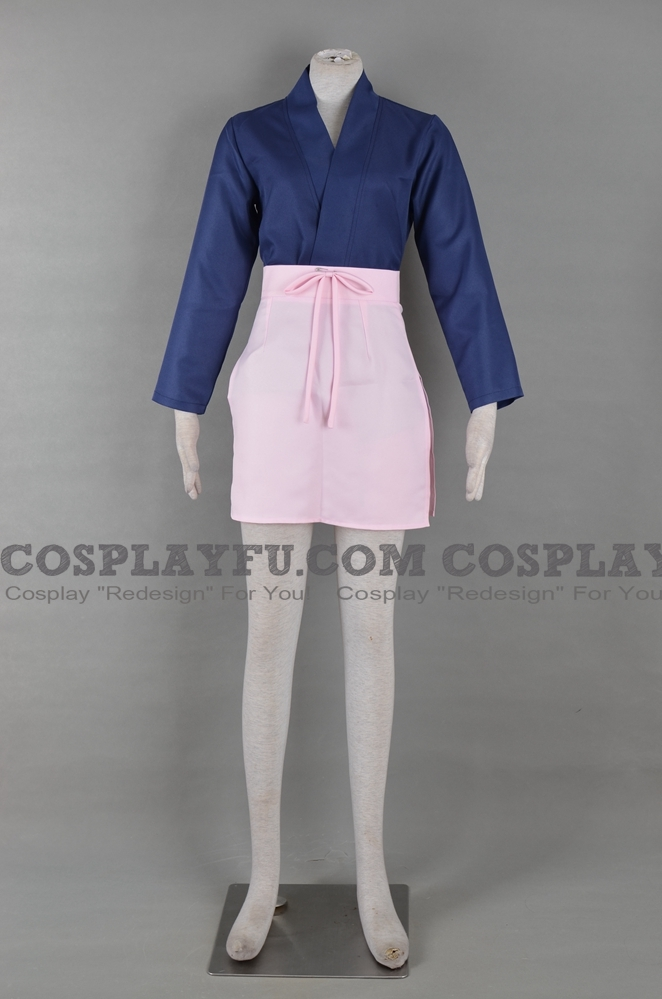 Rin Cosplay Costume from Naruto