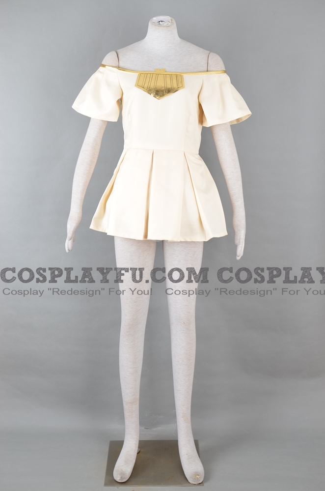 Custom Mana Cosplay Costume from Yu-Gi-Oh! - CosplayFU.com