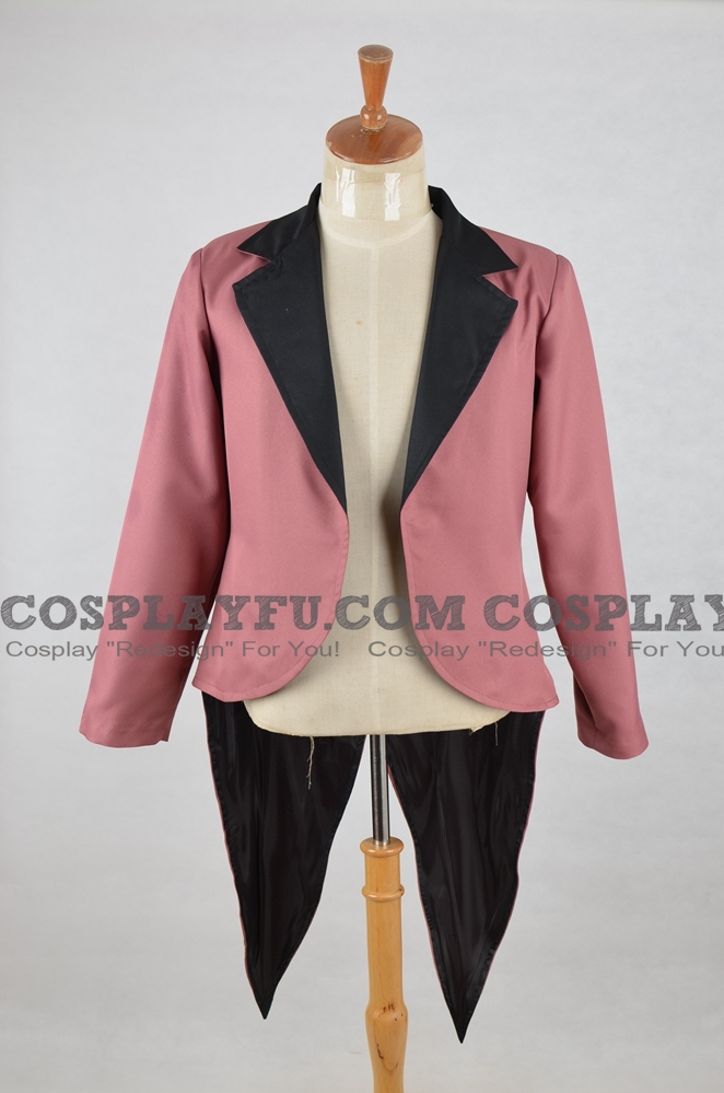 Dr Facilier Cosplay Costume (Hat,Coat) from The Princess and the Frog