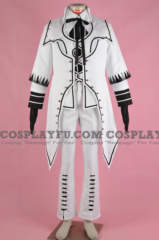 Aeon Cosplay Costume from Castlevania Judgment