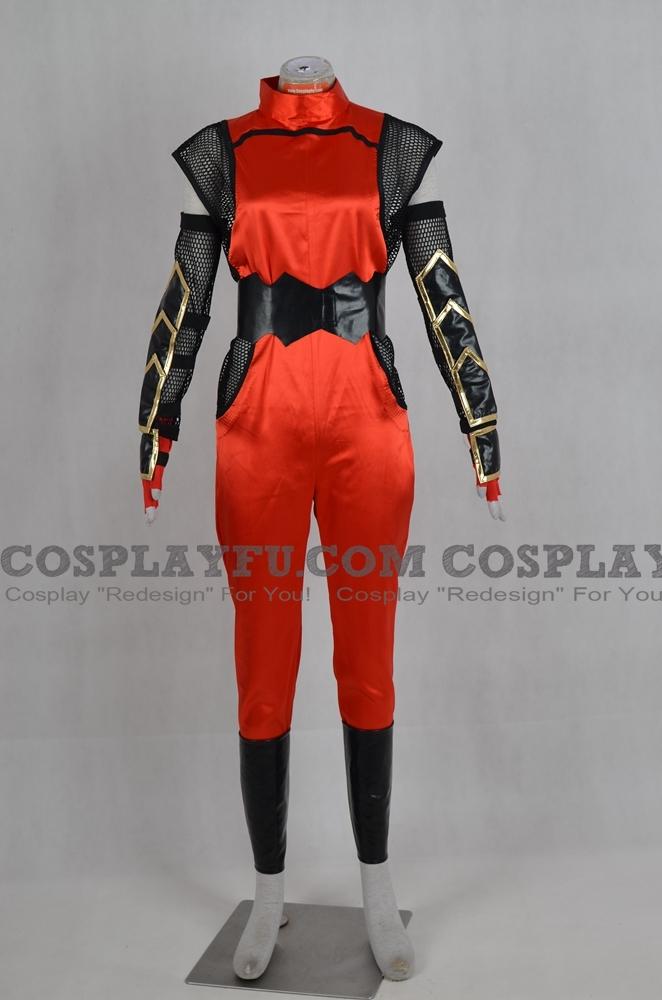 Taki Cosplay Costume from Soul Calibur