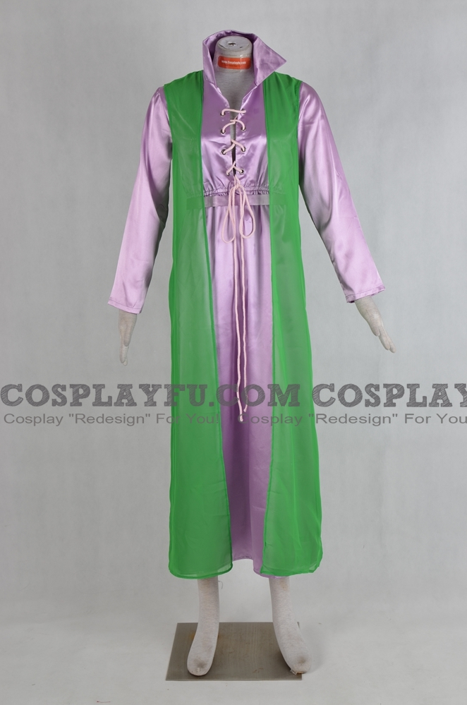 Endora Cosplay Costume (Agnes Moorehead) from Bewitched