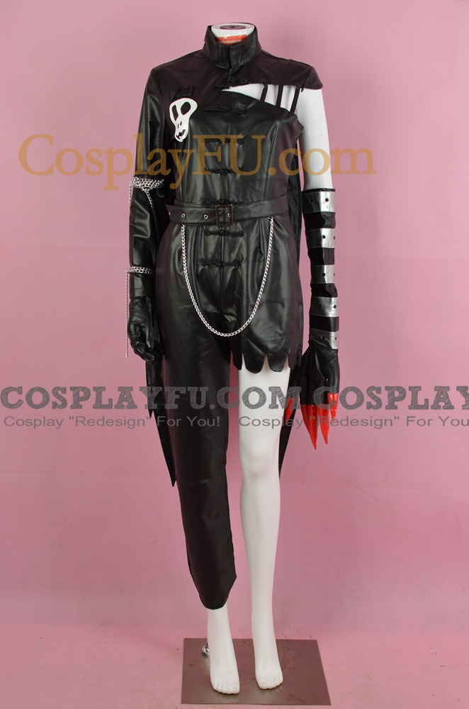LadyDevimon Cosplay Costume from Digimon Adventure